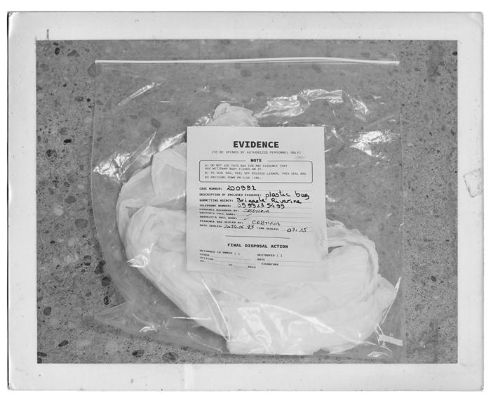 Sac plastique / Plastic bag