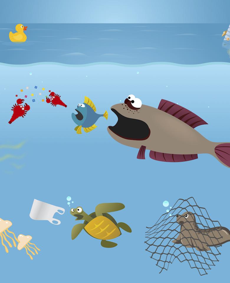 how-does-plastic-impact-marine-life