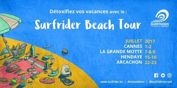 Beach Tour 2017