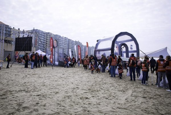 Surfrider Foundation Eneco Beach Clean Beach 2018