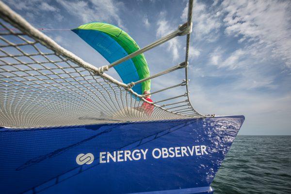 cerfs volants energy observer