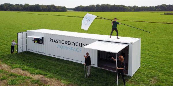 container precious plastic